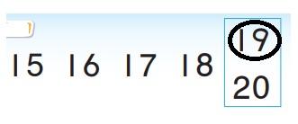 Go-Math-Grade-K-Chapter-8-Answer-Key-Represent,-Count,-and-Write-20-and-Beyond-Represent-Count-and-Write-20-and-Beyond-Mid-Chapter-Checkpoint-Concepts-Skills-Question-4