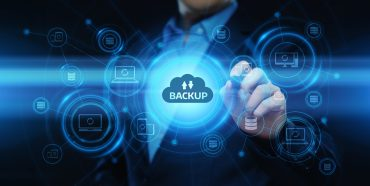 Backup Storage Data Internet Technology Business concept