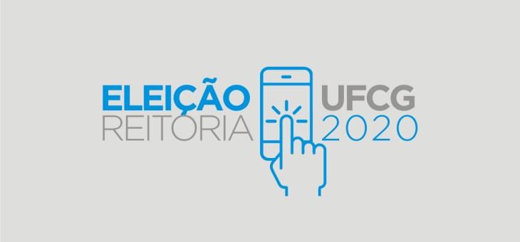 Debate entre candidatos a reitor da UFCG acontece nesta segunda