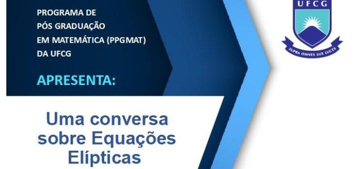 Programa de Pós-Graduação em Matemática realiza palestra on-line na próxima sexta-feira (20)