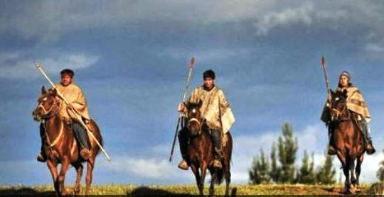 Jinetes Mapuche