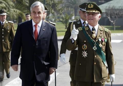 Piñera y Gordon
