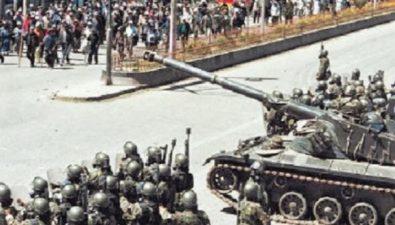 Bolivia, 8 de octubre de 2003: la «Guerra del Gas» y la caída del ...