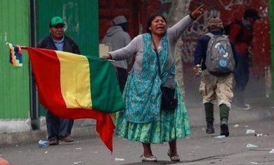 Bolivia Chola