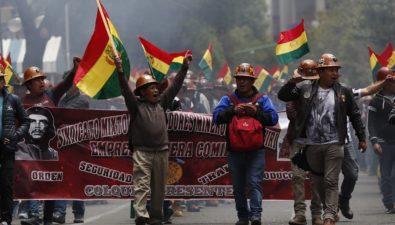 Obreros Bolivia