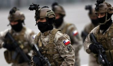 militares chile