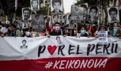 Peru contra Keyko