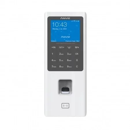 Anviz Access Control & Time Attendance Terminal W2 Pro