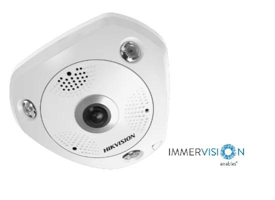 Hikvision Panoramic IP Camera DS-2CD63C5G0-I(V)(S)