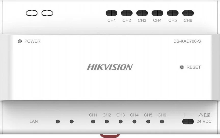 Hikvision Video Intercom Two Wire Controllers DS-KAD706