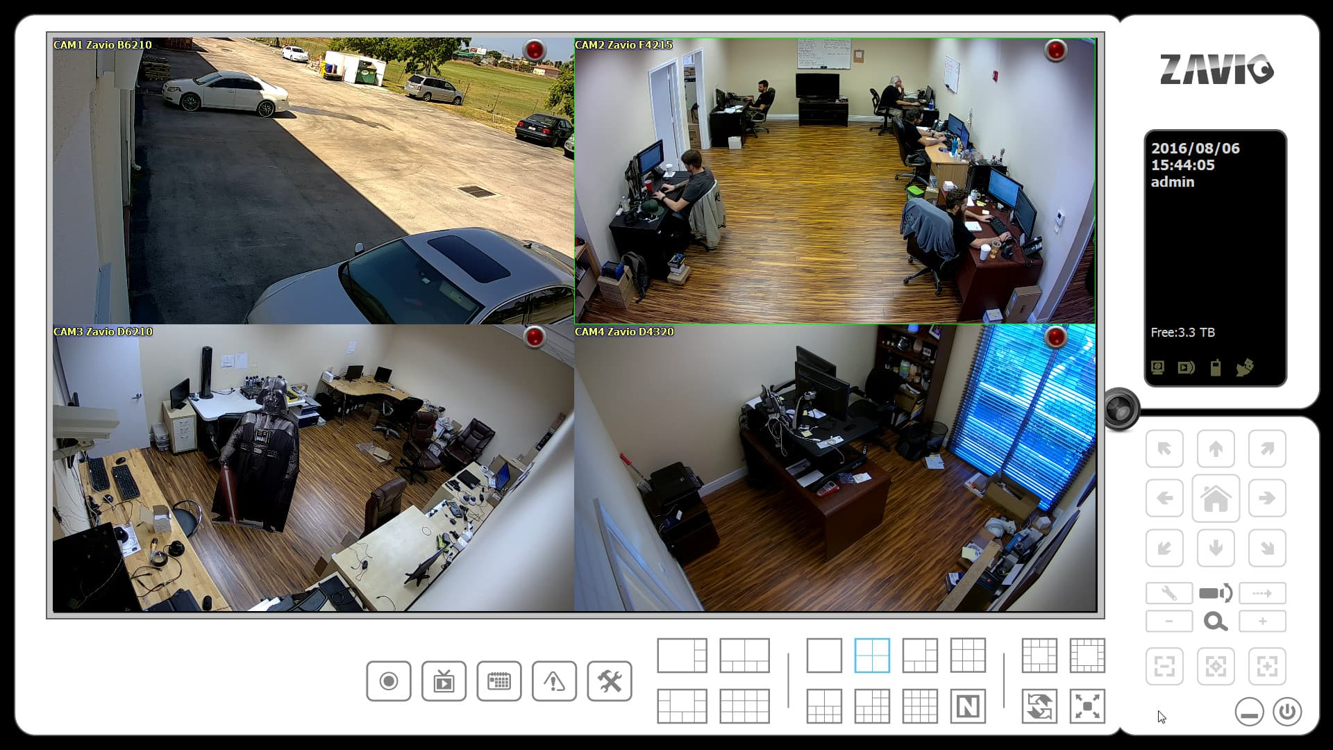 Free Software Ip Camera Recording