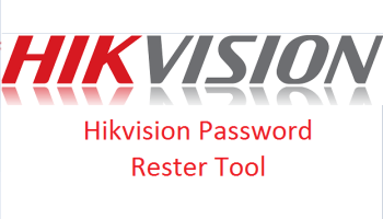 how to reset the password of DVR CP Plus, Hikvision, TVT