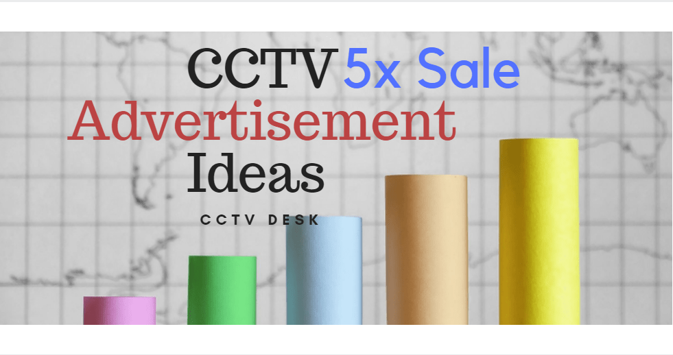 cctv advertisement ideas