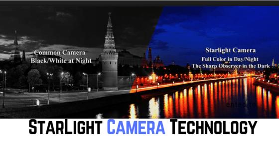 starlight camera technology