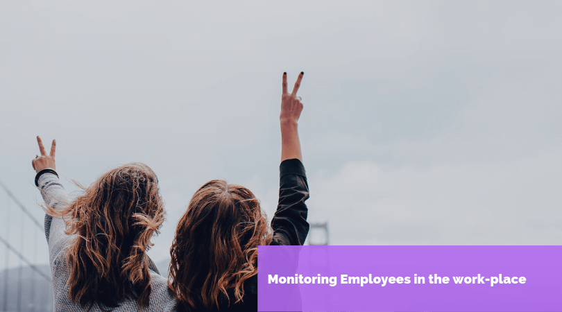 monitoring employees in the workplace