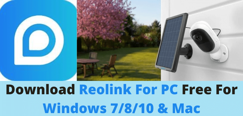 Reolink For PC