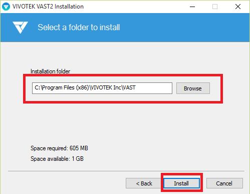 Vivotek iViewer for PC