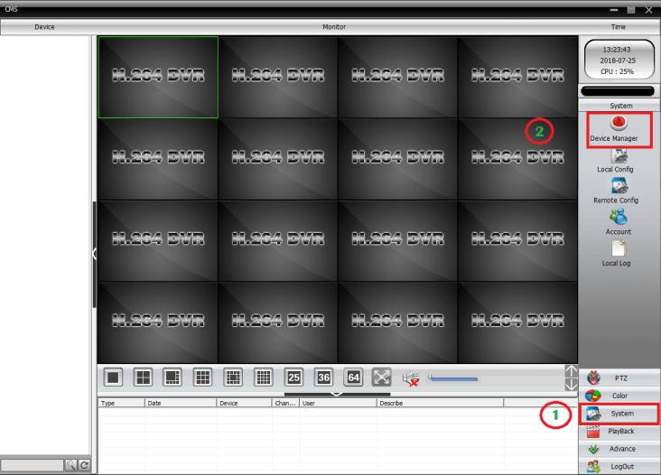 D3D software for Windows