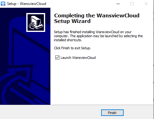 Wansview App for Windows