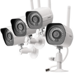 Zmodo Wi-Fi Video Surveillance