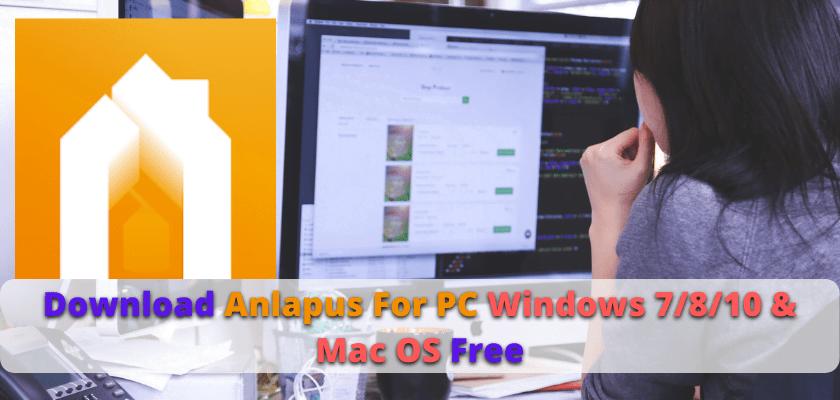Anlapus For PC