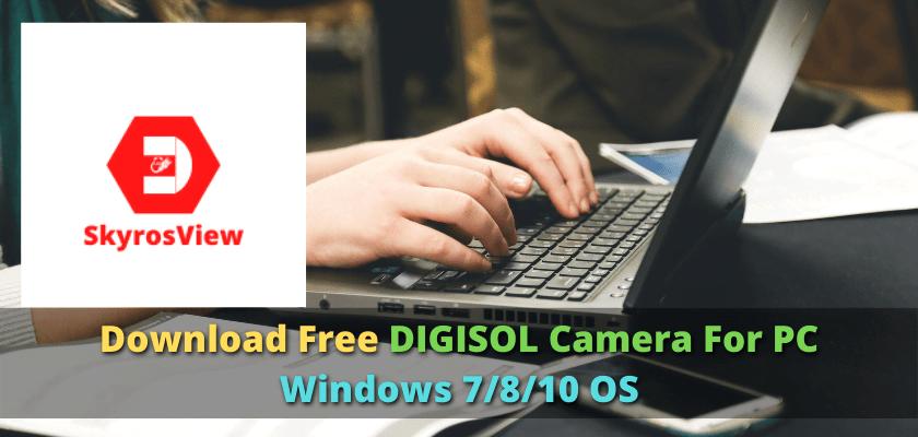 DIGISOL Camera For PC