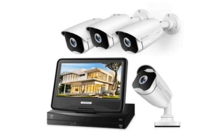 HM541 IP Surveillance Camera
