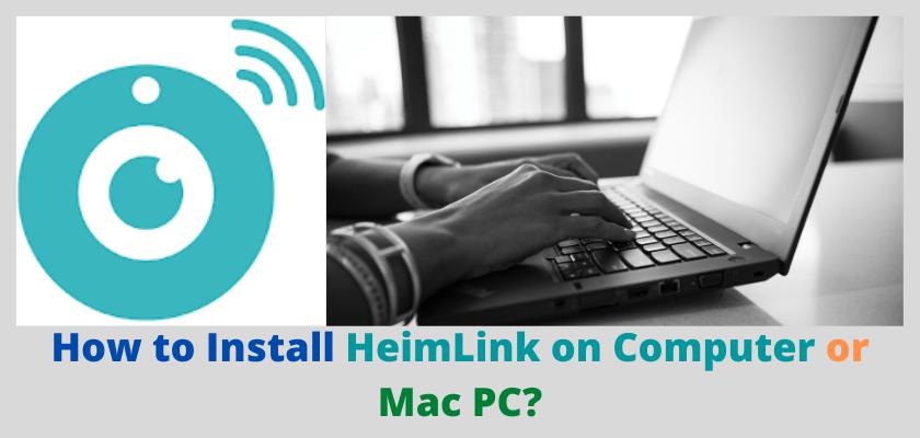 HeimLink on Computer
