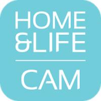Logo of Home&Life Cam CMS