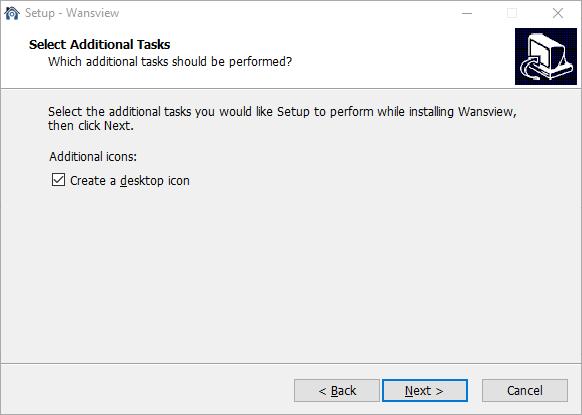 Create shortcut icon for desktop