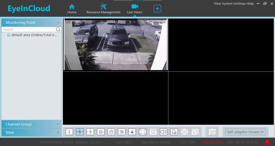 EyeInCloud for Windows