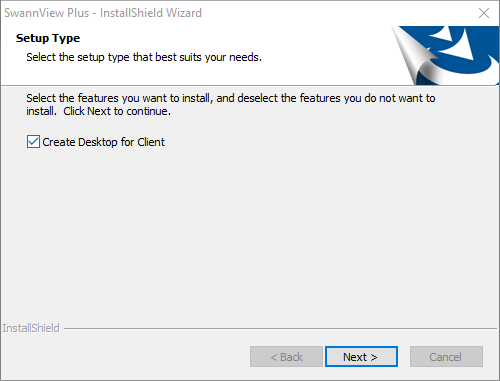 Create desktop icon of the app