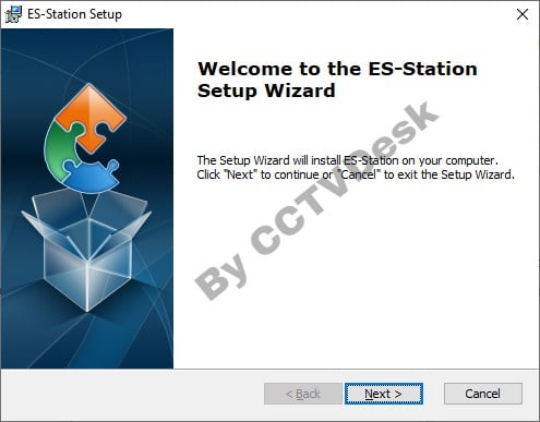 Start the installing of Eclipse View