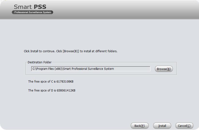 Assign root directory folder