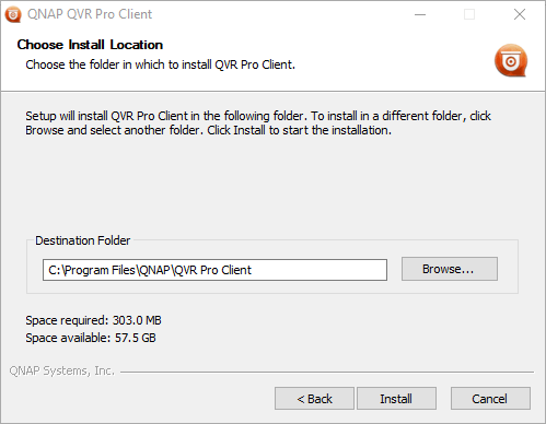 Select the root folder to store file of the app
