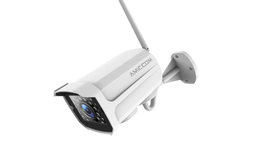 AMICCOM Z-5 New Standalone Outdoor Camera
