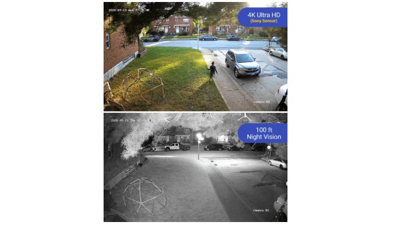 ANNKE C800 4K Outdoor Camera 1