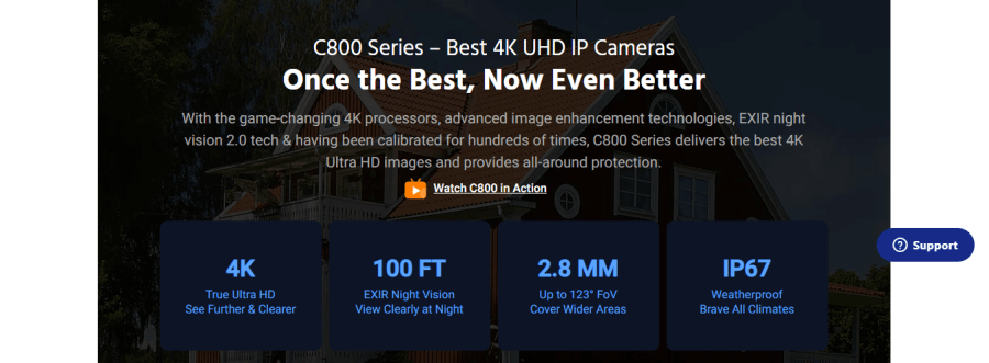 ANNKE C800 4K Outdoor Camera 10