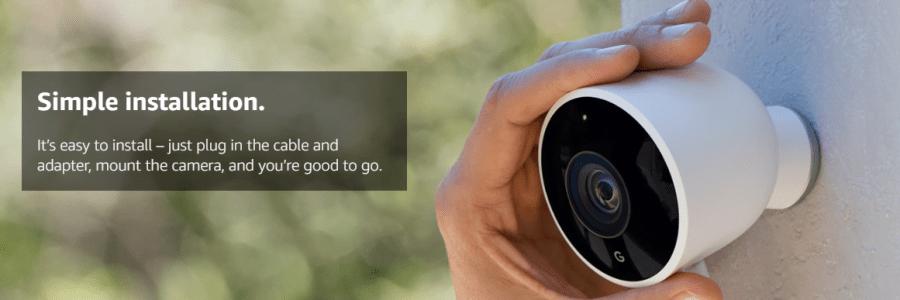 NC2100ES Google Nest Cam 10