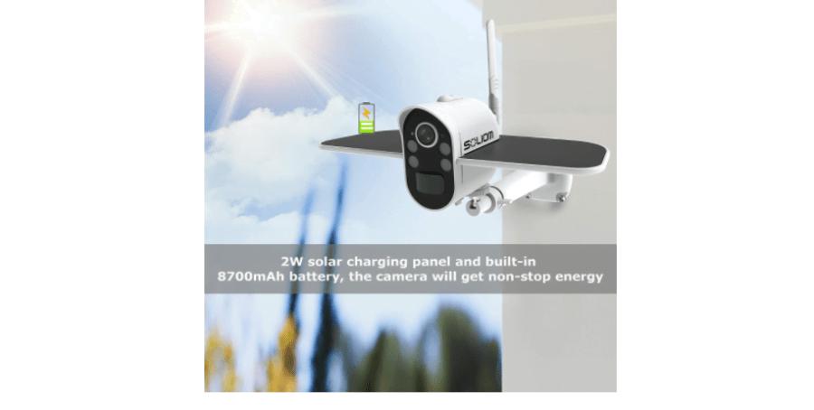 Soliom S100 Outdoor Camera 2