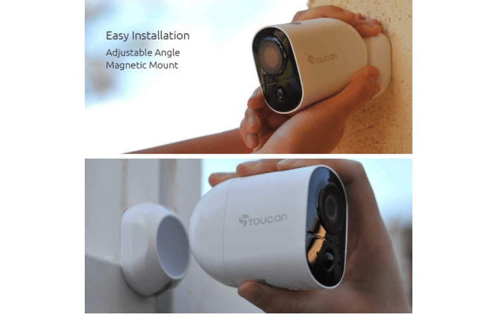 Toucan Wireless Camera 2