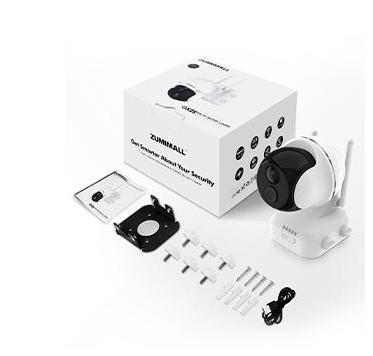 Zumimall PTZ Wireless camera 9