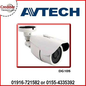 Avtech DG105 HD-TVI 2MP cctv camera price
