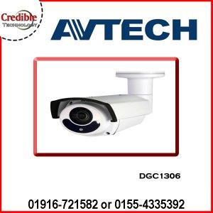 DGC1306 Avtech HD CCTV IR Bullet Camera