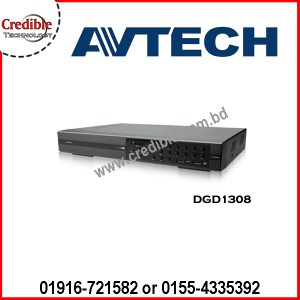 DGD1308 Avtech 8 Channel DVR price