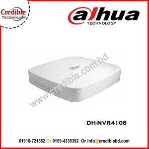 DH-NVR4108