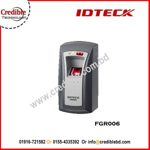 FGR006 FINGERPRINT RECOGNITION READER