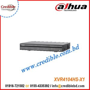 Dahua XVR-4104HS-X1 4 Channel HDTVI DVR Price