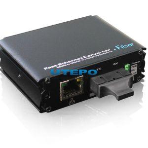 100M Fiber media converter