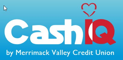 Cashiq Financial Literacy Quiz Results Indicate Merrimack Valley. Merrimack Valley Credit Union Logo